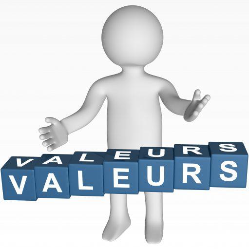 valeurs partagées par l'équipe d'ODZ Consultants
